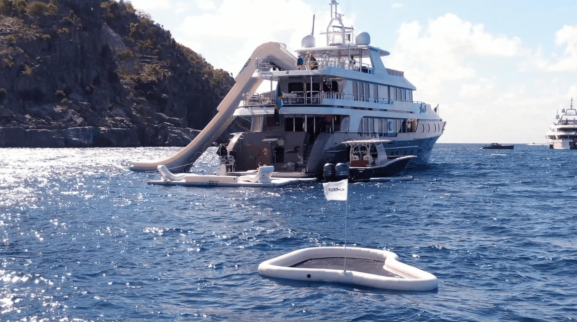 FunAir Yacht Golf