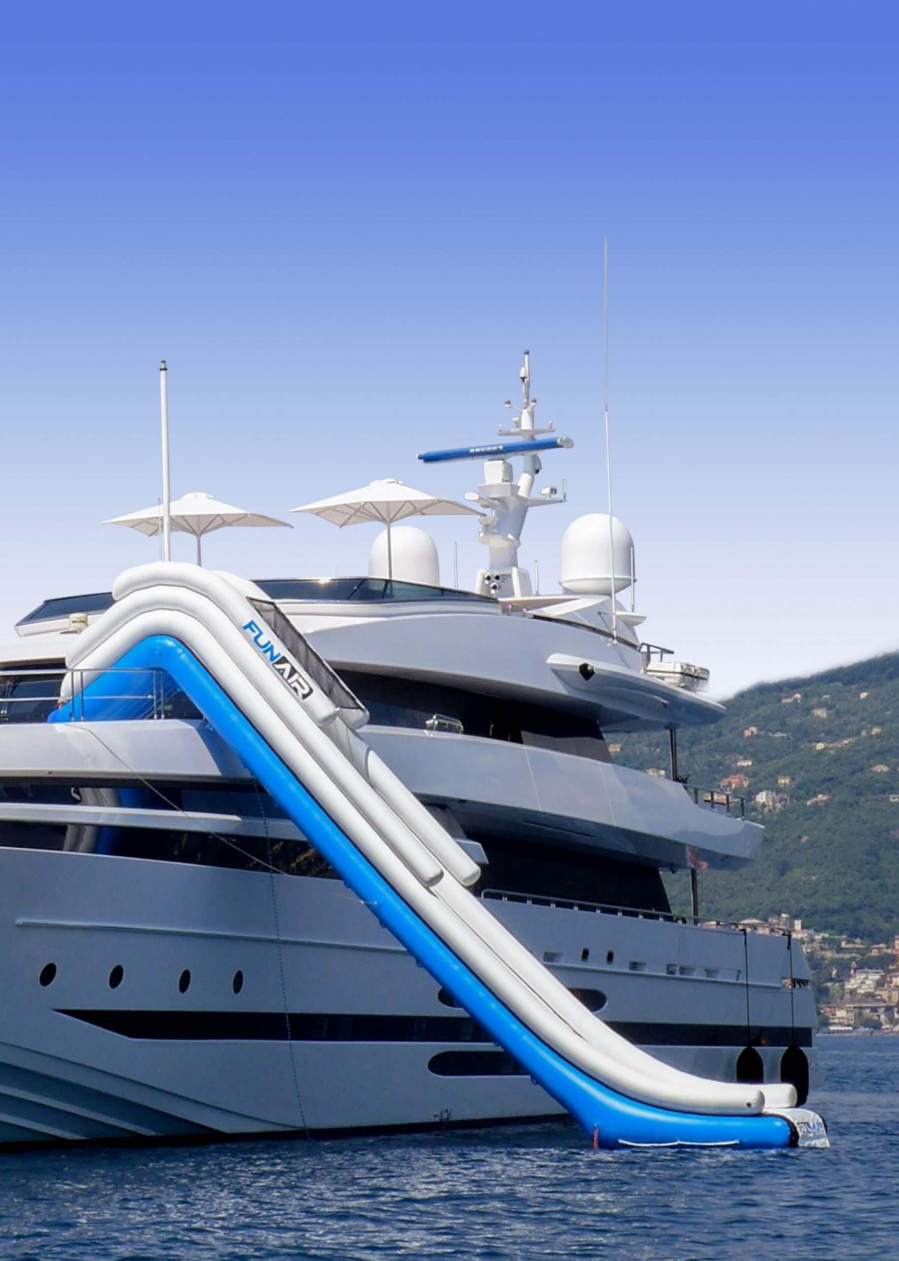 Blista Yacht Slide