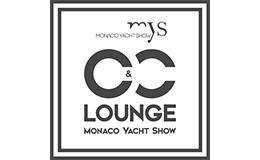Wht FunAir Monaco Yacht Show Captains and Crew Lounge logo