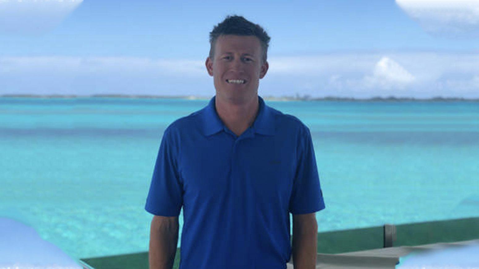 FunAir Ambassadors Captain Paul Clarke