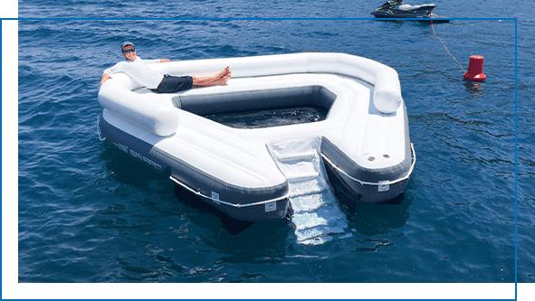FunAir Floating Oasis custom image
