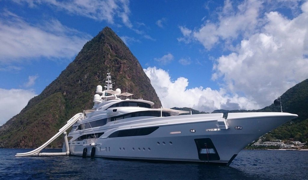 Motor Yacht Formossa FunAir Slide