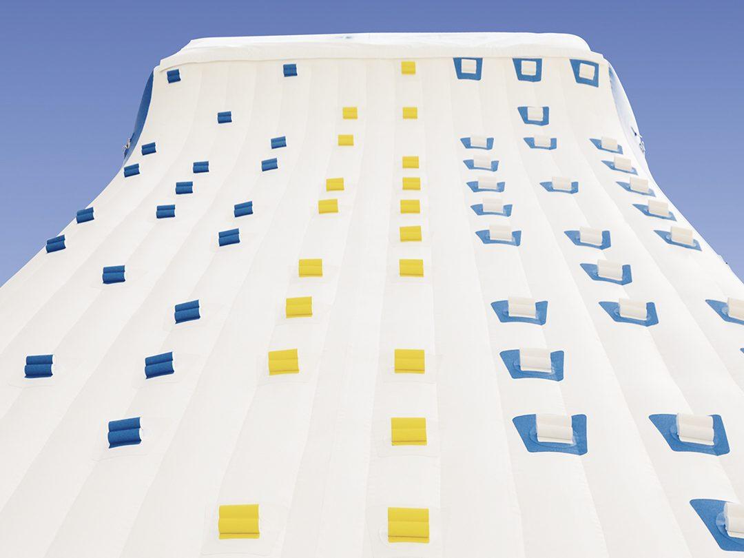 FunAir Climbing Wall image
