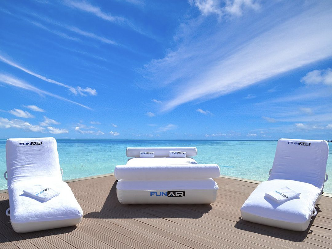 FunAir Inflatable Daybed