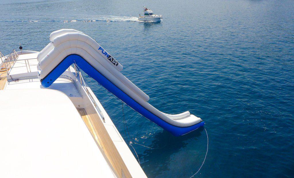 Motor Yacht Balista FunAir Slide