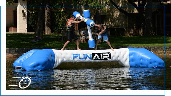 FunAIr QuickShip Water Joust image