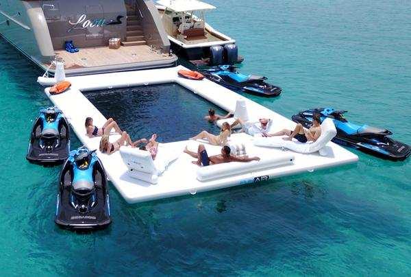 FunAir homes Loon Beach Club Sea Pool