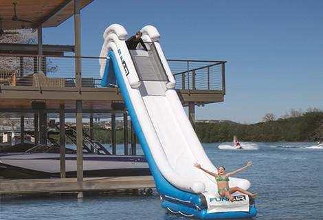 FunAir dock slide