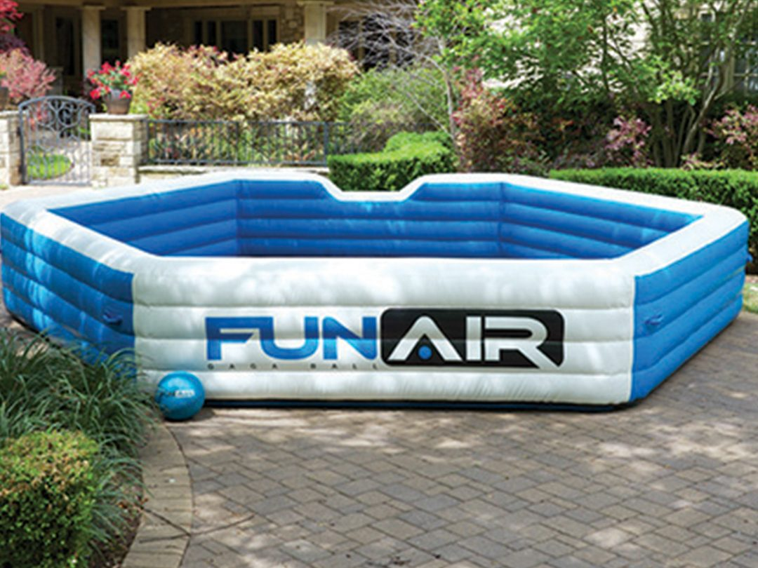 Inflatable Outdoor Ball Pit