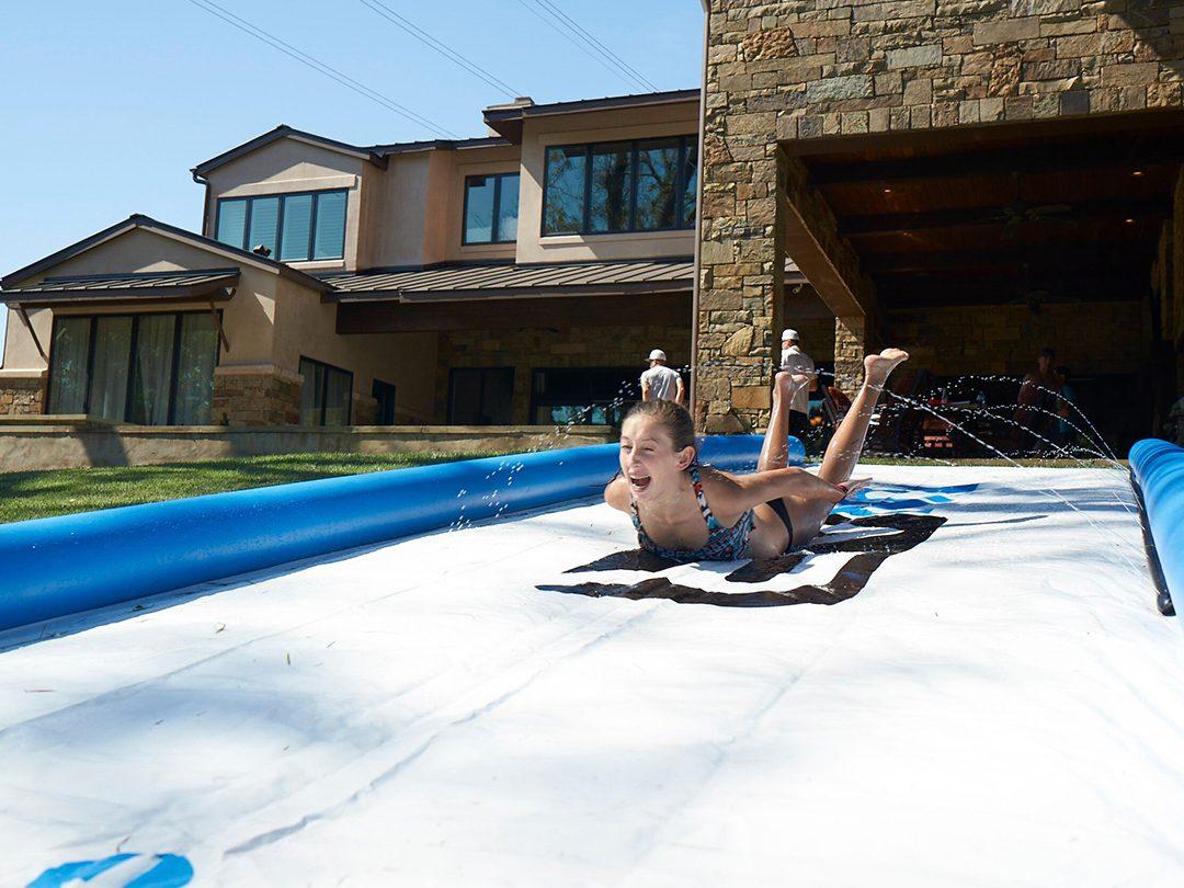 Super Sweet Lawn Slide