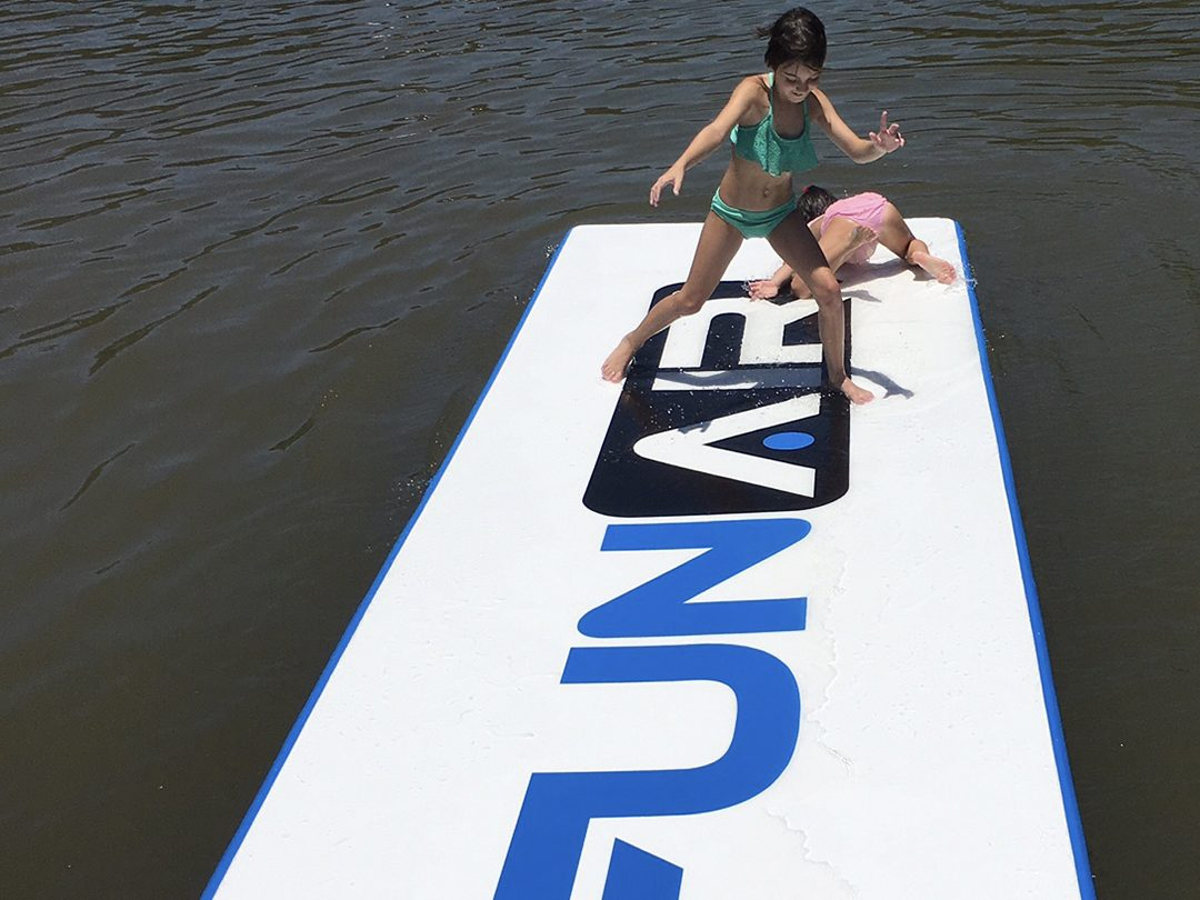 FunAir Inflatable Water Mat