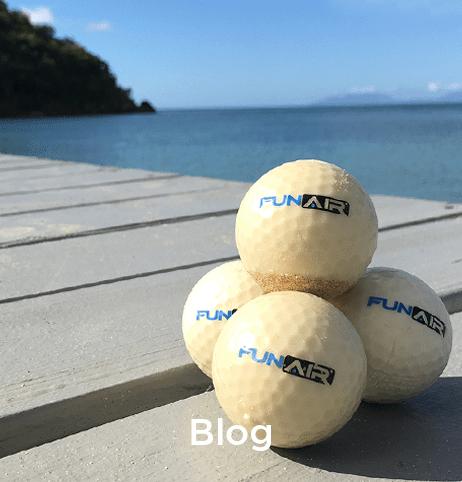 Yacht Golf eco friendly golf balls