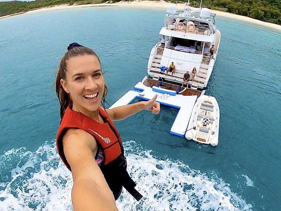 Yacht Custom Jet Ski Dock