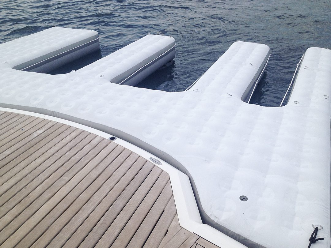 Custom Inflatable Jet Ski Dock