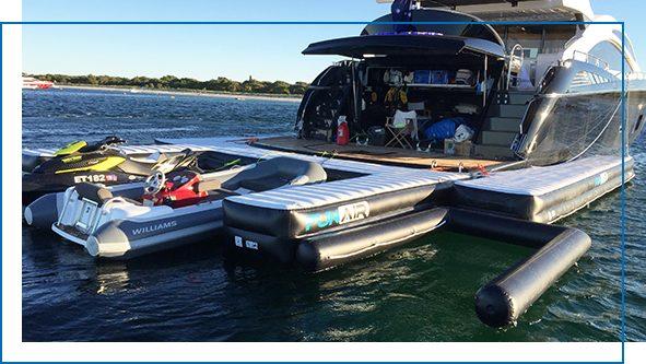 Convertible Jet Ski Dock