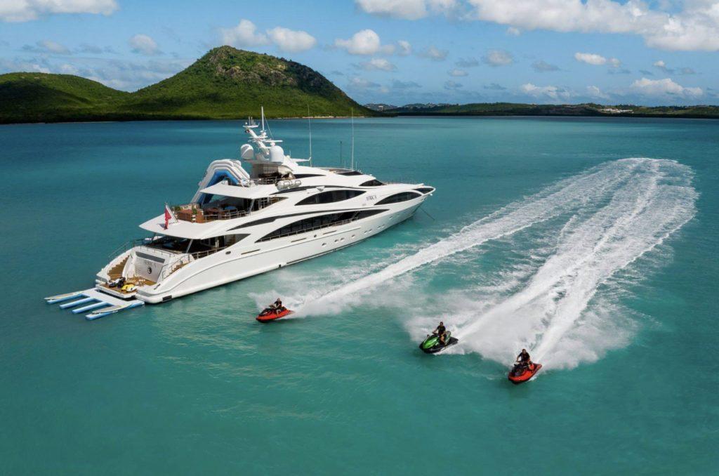 Yacht Jet Ski Docks Custom made