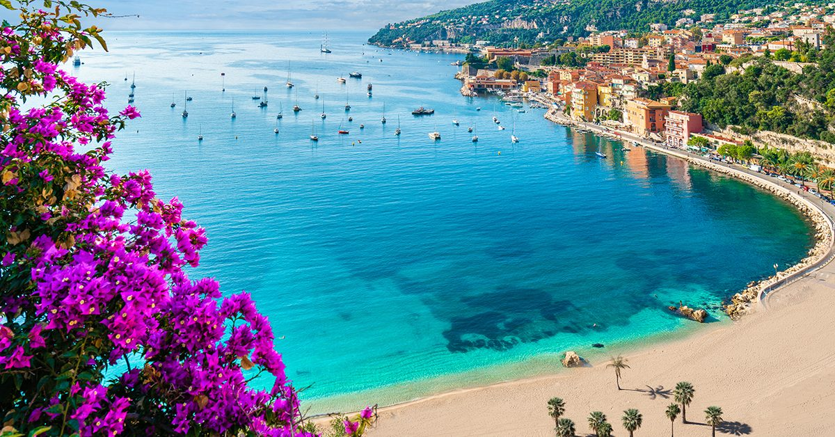 Fun Hikes near Superyacht Marinas in the South of France
