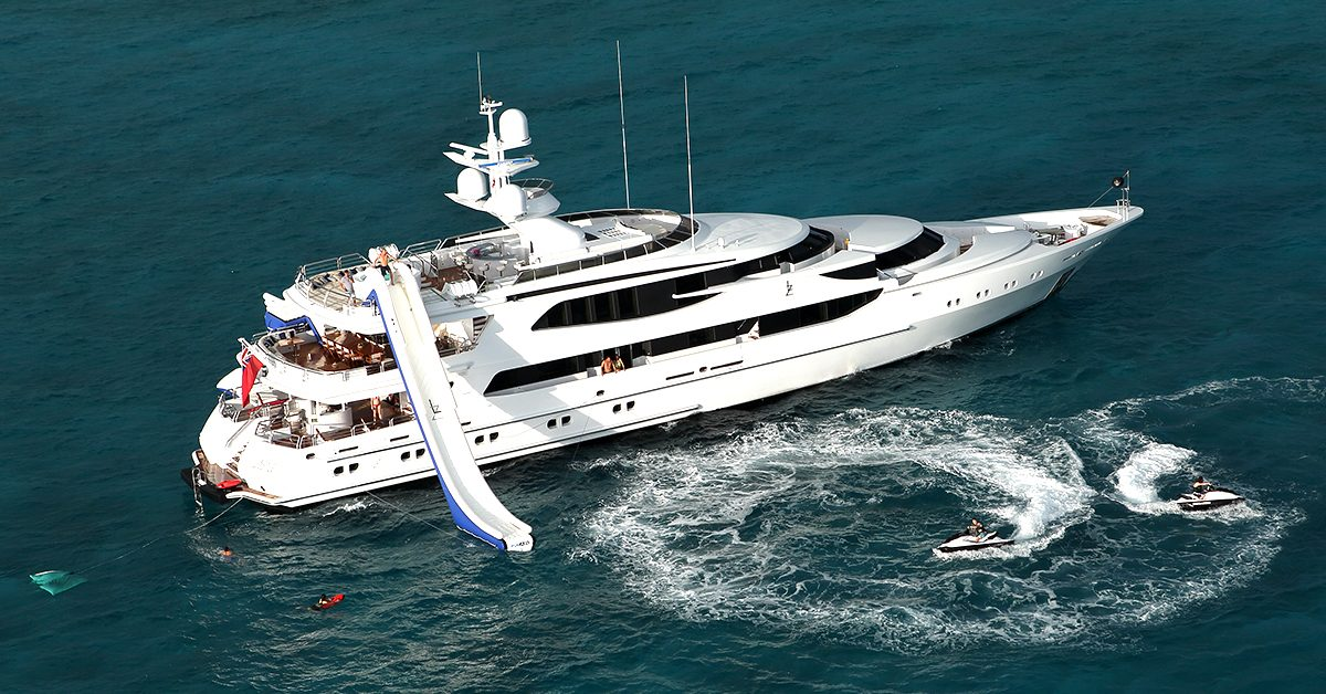 The Practical Side of Superyacht Fun