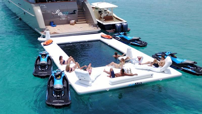 FunAir Beach Club Sea Pool