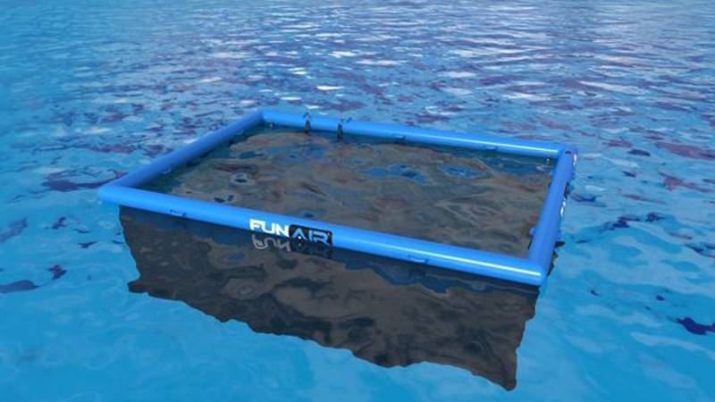 FunAir Lagoon Pool