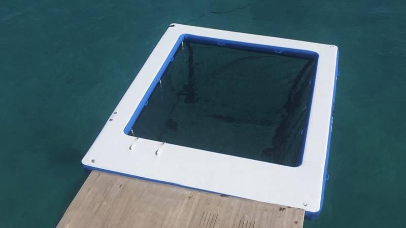 FunAir QuickShip Sea Pool