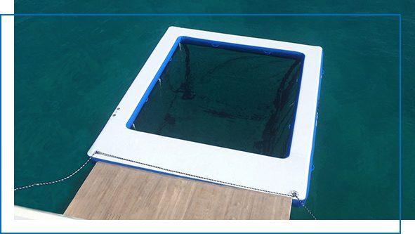 QuickShip Sea Pool