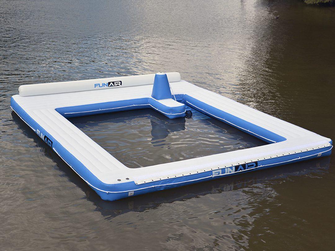 Netted Sea Pools