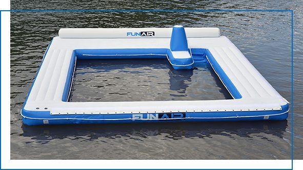 Netted Sea Pool